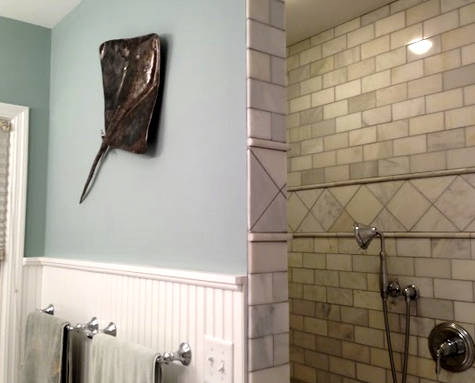 Good The Iron Fish Martha Stewart American Made Finalist Fish Decor Mermaid Decor Wall Art