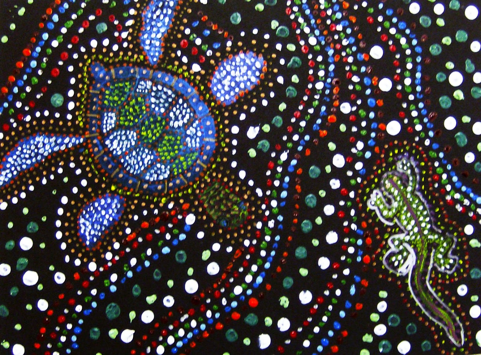 Blackfoot art center aboriginal artwork aboriginal art of australia is the oldest art form still practiced today it is very unusual compared to other art forms and quite interesting to look at solutioingenieria Choice Image