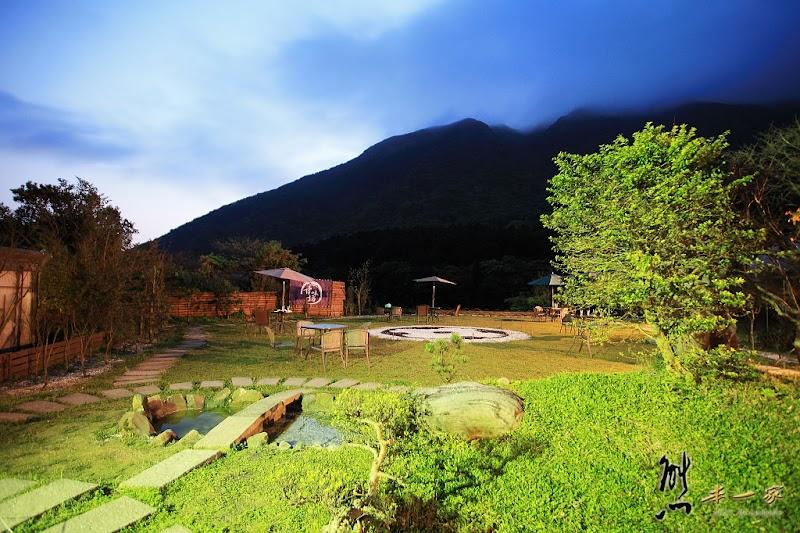 陽明山竹子湖日式茶點燒烤美食|甘味坊芭樂嫂日式茶屋