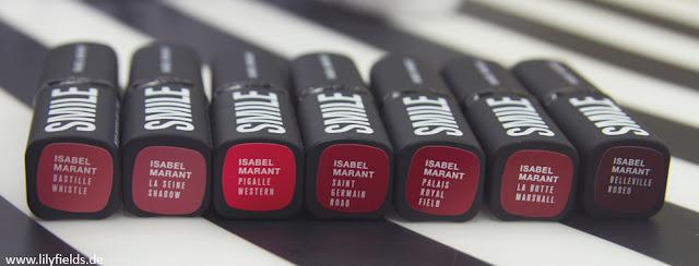 """L'ORÉAL PARIS x ISABEL MARANT - Matte Lipstick """"Smile"""""""