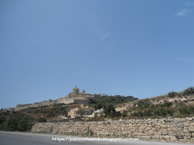 Malta-Mdina-Rabat