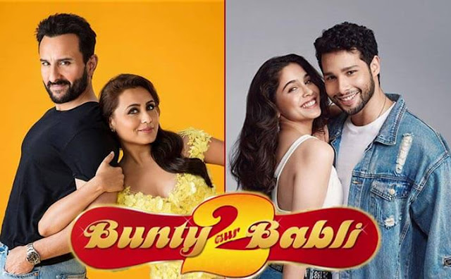 Bunty Aur Babli 2 Full Movie Download In HDRip Dual Audio With Subtitles Leaked By Tamilrockers, Pagalworld, Filmyhit, Filmywap, Pagalmovies, Movierulz, Moviesrulzz Plz, 300mbmovies, Mp4movies, Extramovies, And Downloadhub