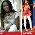 Naima Kay's weight loss is by choice