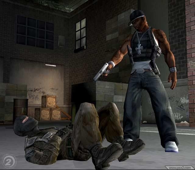 50 Cent: Bulletproof Ps2
