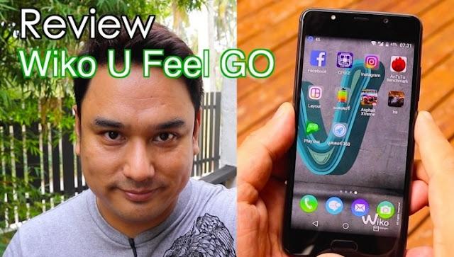 Harga HP Wiko U Feel Go (HP Gaming) Tahun 2017 Lengkap Dengan Spesifikasi, Layar 5 Inchi, RAM 2 GB, Kamera 13 MP, 4G LTE