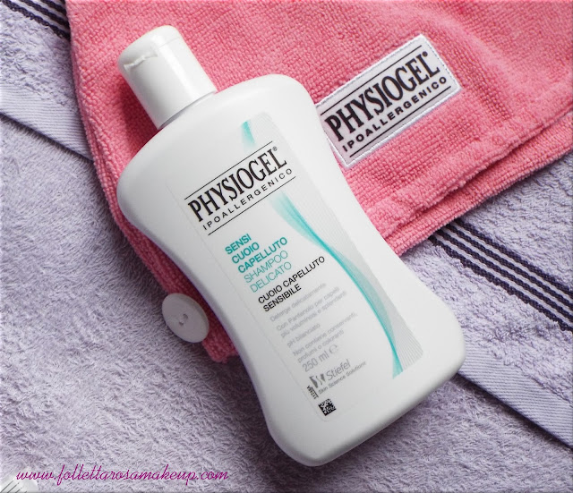 physiogel sensi shampoo