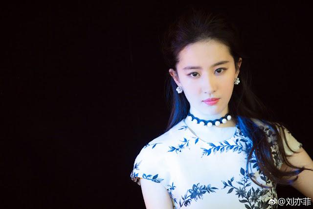 Crystal Liu new Mulan