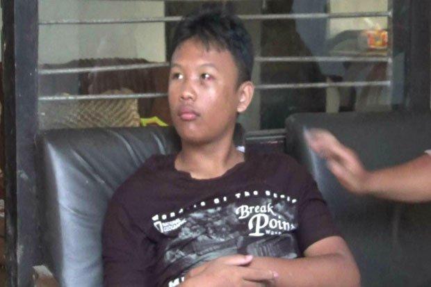 Masuk Rumah Polisi, Anak Autis Babak Belur Dipukuli