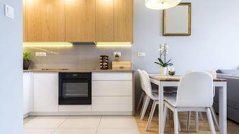 ¿Cómo mantener la cocina limpia y radiante?