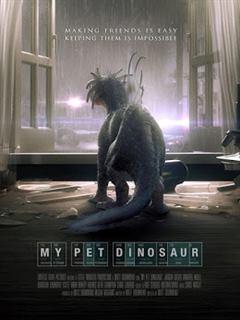 فيلم My Pet Dinosaur 2017 HDRip مترجم