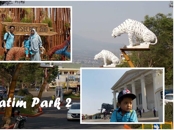 Jatim Park 2: Wisata Fauna Modern dan Terlengkap di Indonesia