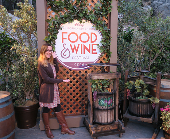 A Look Back at Disney California Adventure Food and Wine Festival 2016