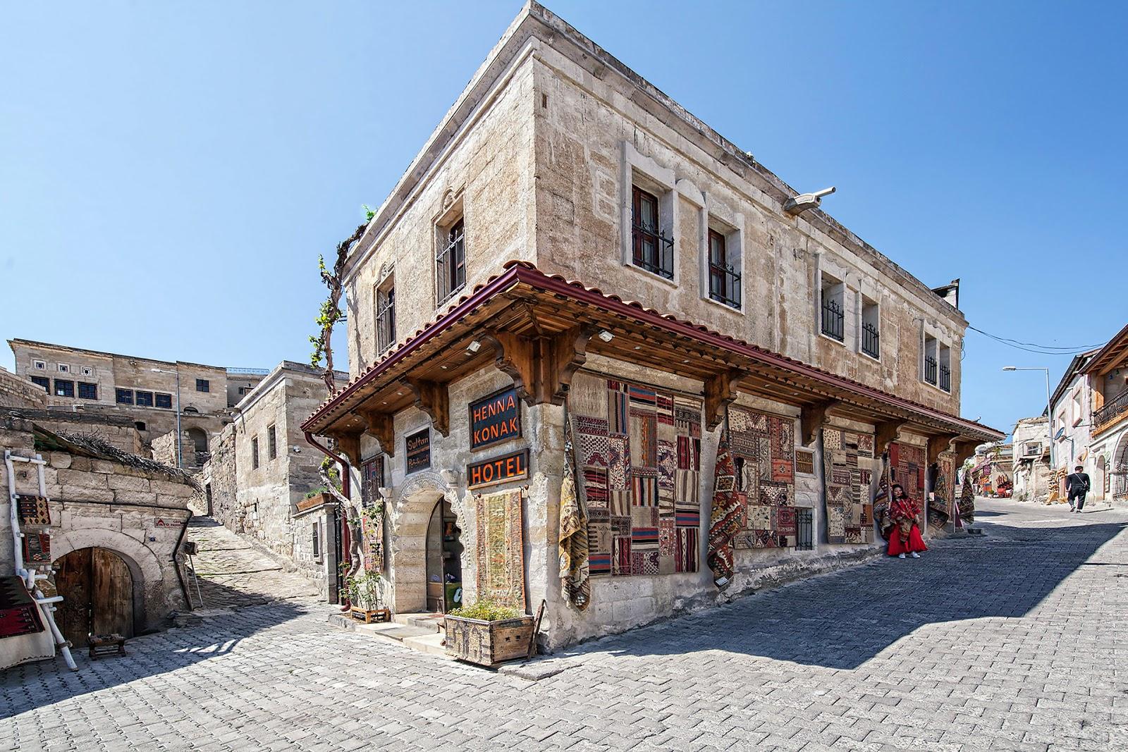 Turcja-Henna Konak Hotel