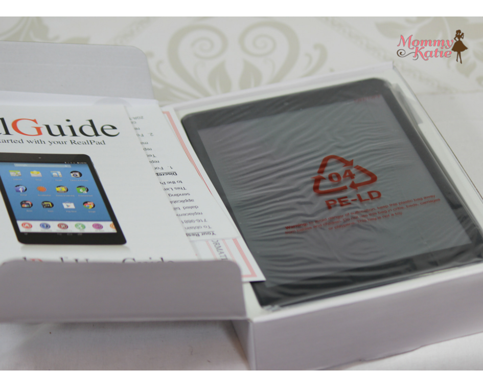 Give the Gift of Technology with the RealPad from AARP | Mommy Katie