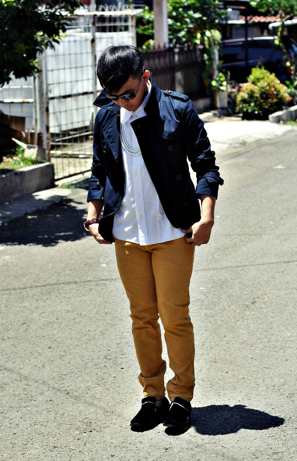 DELUXSHIONIST OUTFIT POST - MEN'S FASHION BLOGGER INDONESIA