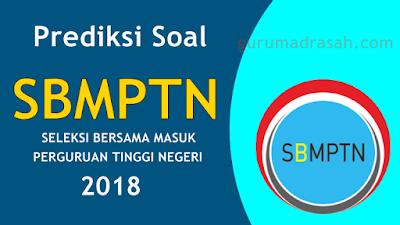 Prediksi Soal SBMPTN Tahun 2018 Plus Kunci Jawaban