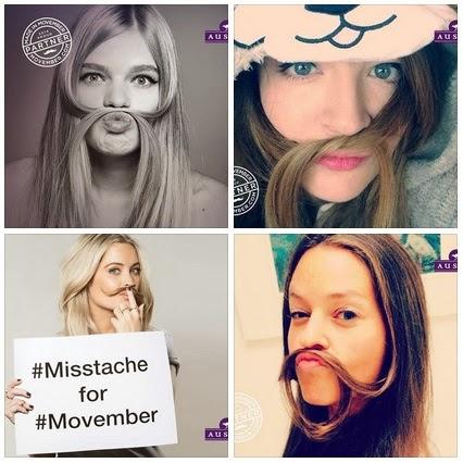 Mujeres con bigote