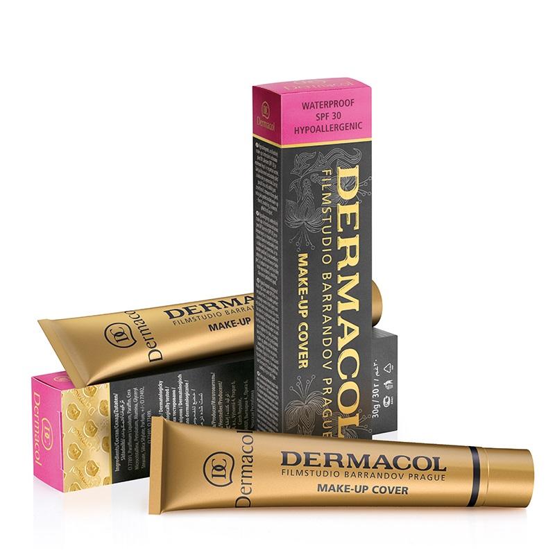 Dermacol maquillaje con cobertura extrema