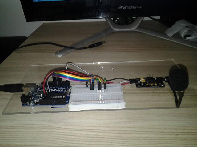 การสั่งงานด้วยเสียงพูด Arduino + โมดูลควบคุมด้วยเสียง