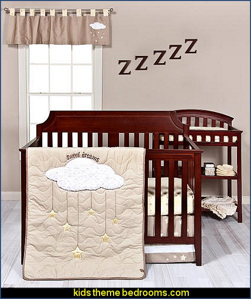 Trend Lab Sweet Dreams 3 Piece Crib Bedding Set
