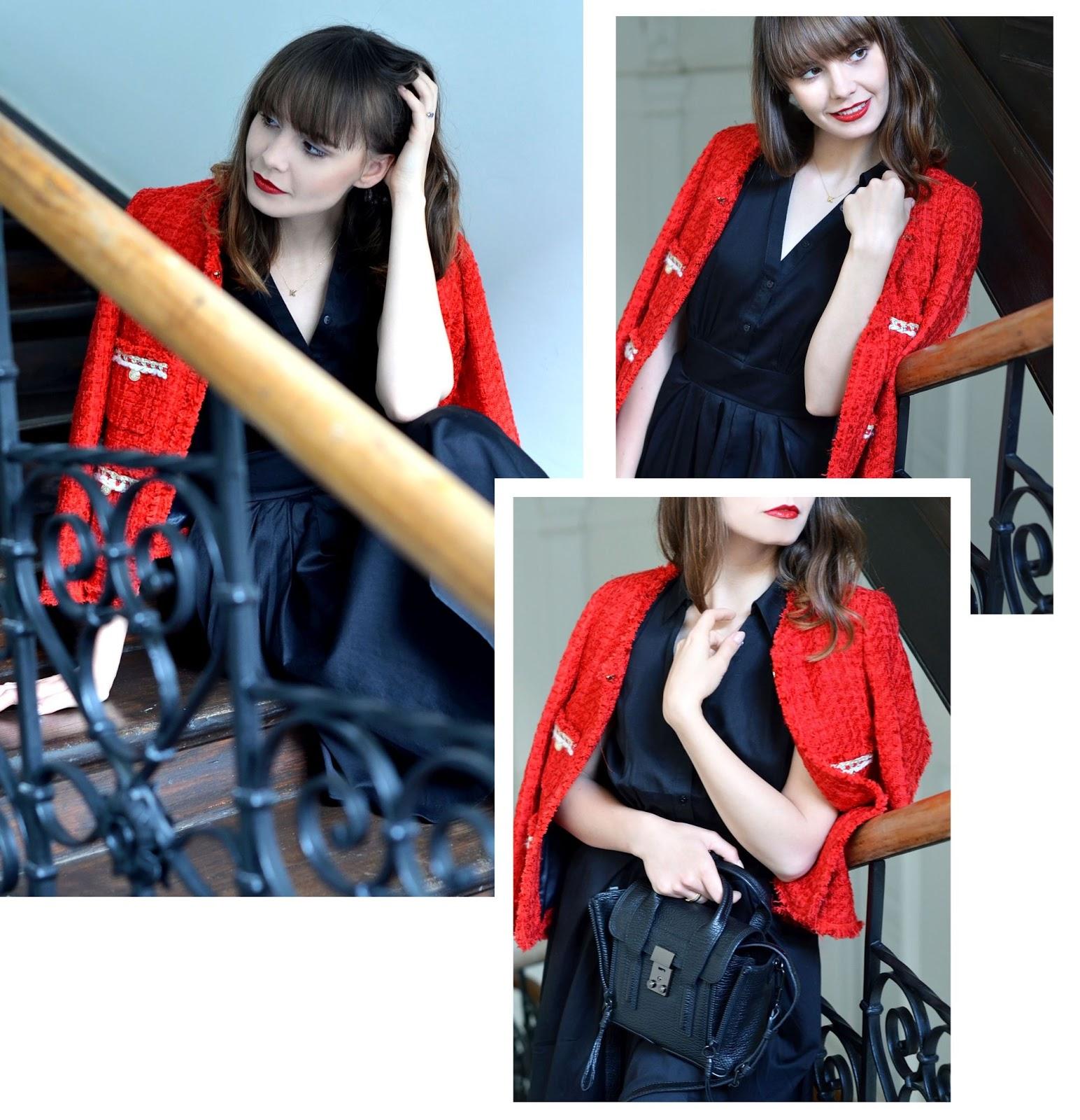 promod | blog modowy | blog o modzie | elegancka sukienka