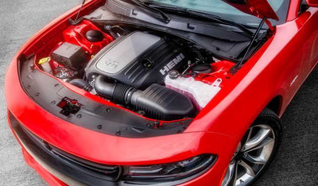 2017 Dodge Charger RT Specs