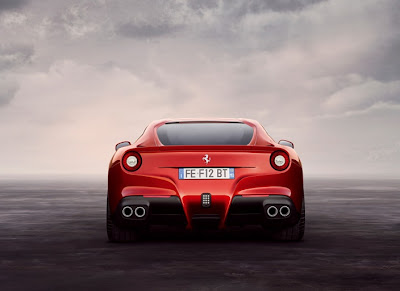 Ferrari F12berlinetta will be on Autosport International 2013