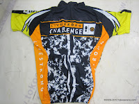 Bike Jersey LiveStrong Challenge