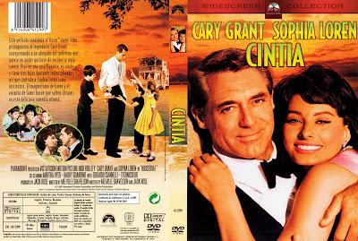 Carátula dvd: Cintia (1958) (Houseboat)