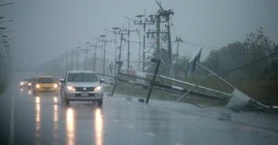 Cyclone Pabuk