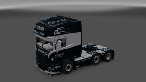 Truck - Scania City Trans Basel