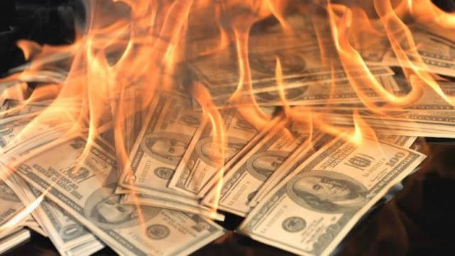 Σχέδιο «δολοφονήστε το δολάριο»;