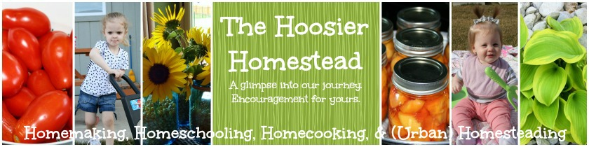 the Hoosier Homestead