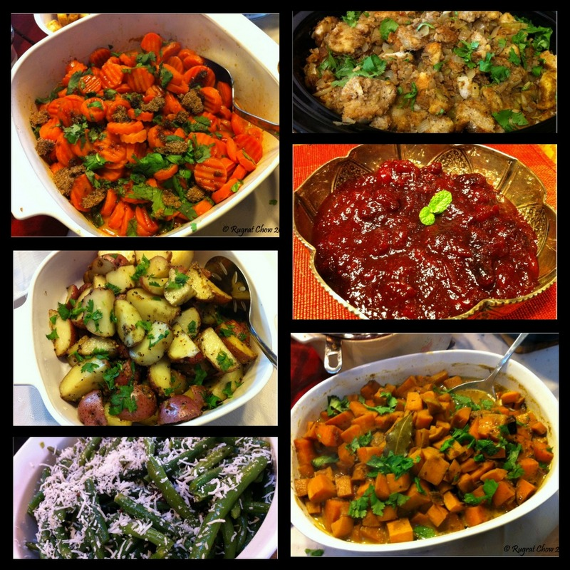 Foods For Thanksgiving Dinner: A Whole Food Life ... : Thanksgiving Indian Style