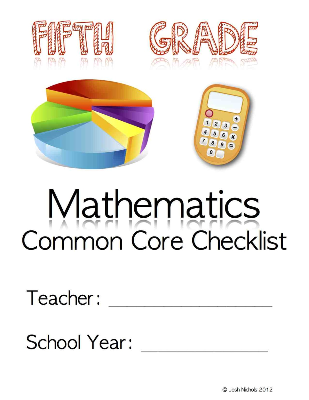 Math Resource Webpage And New Ccss Checklist Document Blog Of Mrmathcoach