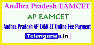 APEAMCET  Online Fee Payment