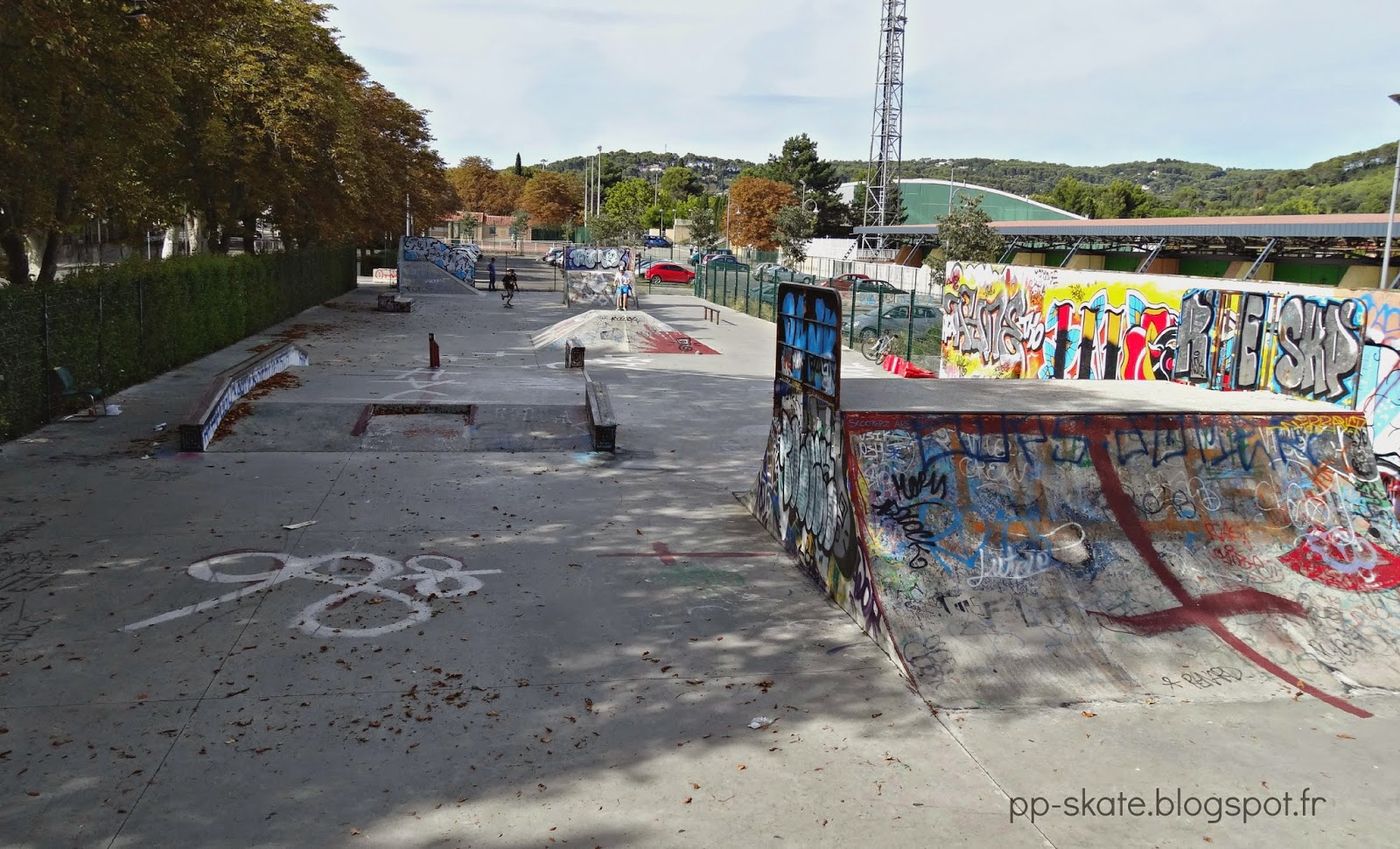 Skatepark Aix