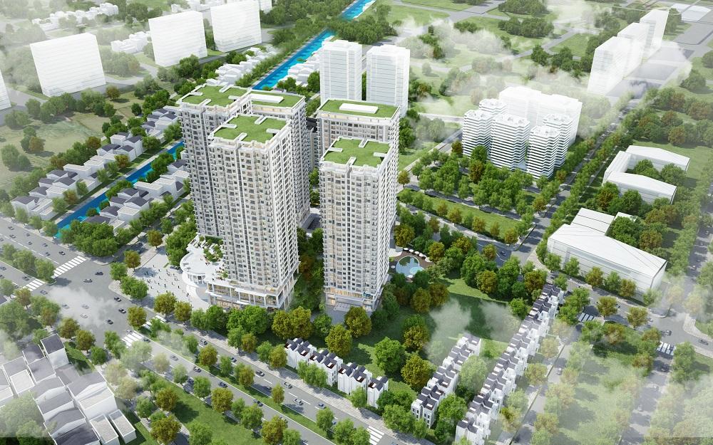 Chung cư IRIS Garden - Mỹ Đình | Trực tiếp CĐT Vimefulland