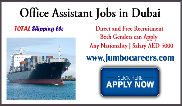 UAE latest jobs for Indians, Current job listing in Dubai,