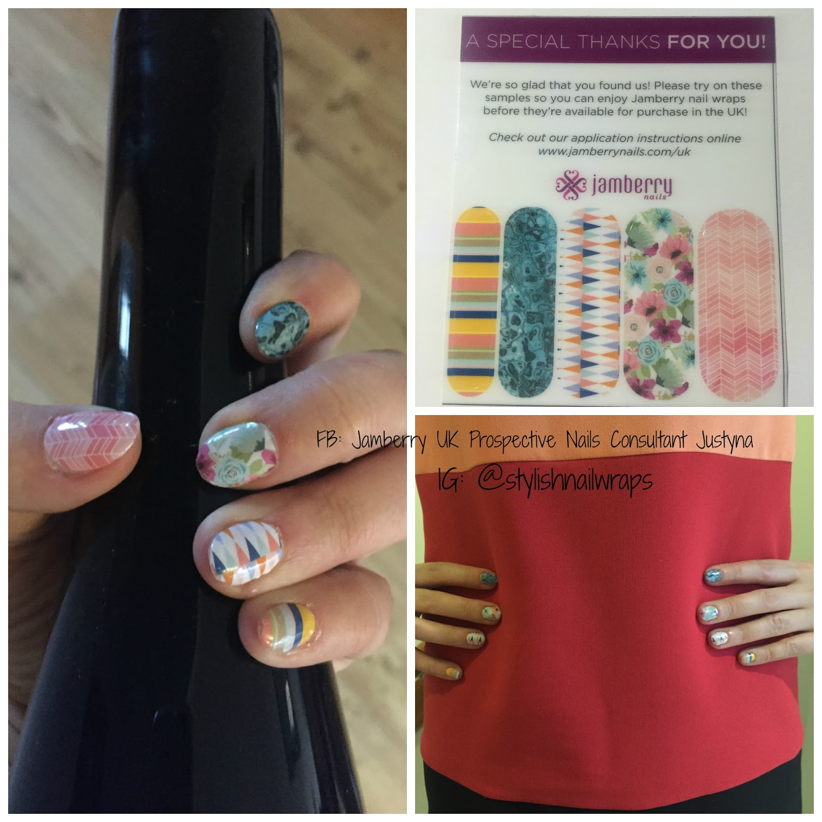 Stylish Nail Wraps, Jamberry Independent Consultant