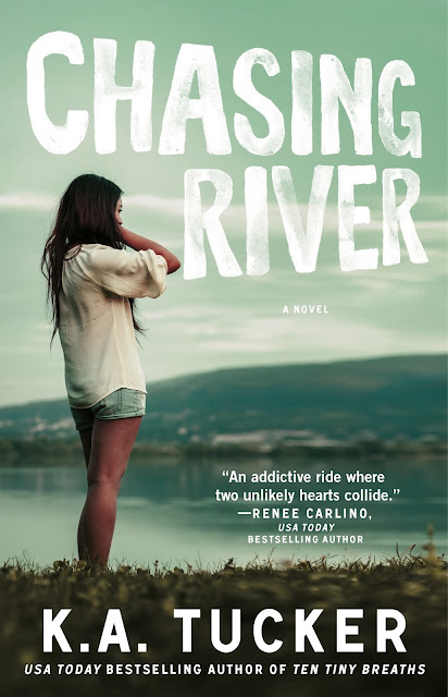 REVIEW : CHASING RIVER by K.A. TUCKER