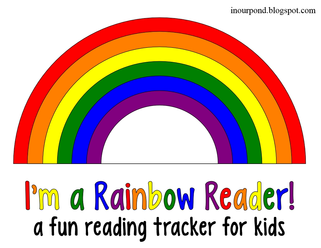 Be A Rainbow Reader