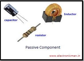 Passive / Active कॉम्पोनेन्ट किन्हें कहते है