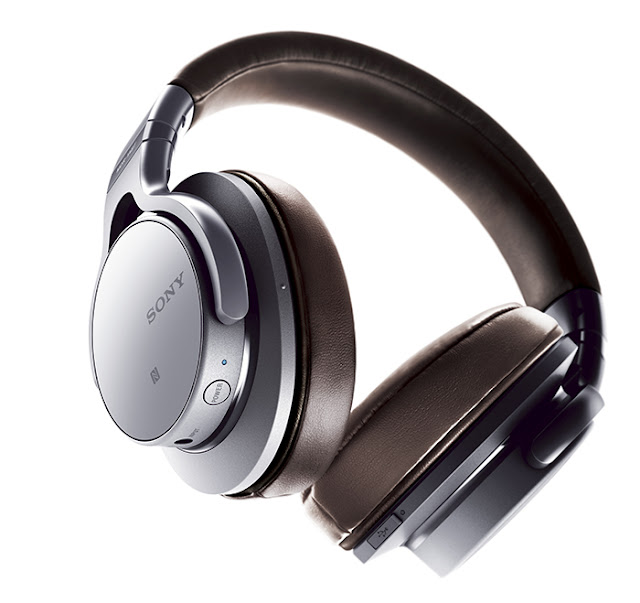 Wireless headphones - Sony MDR-1ABT