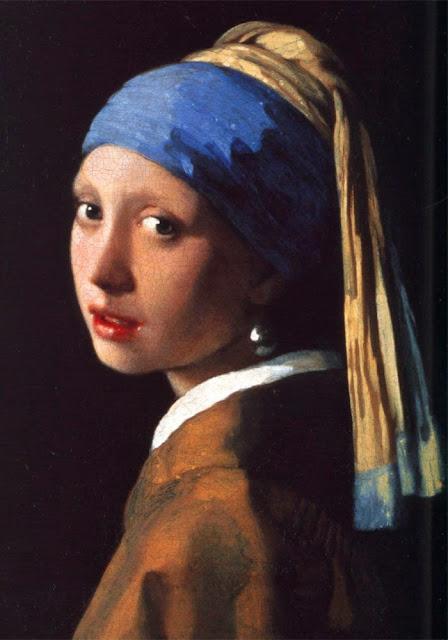 Quadro di Jan Vermeer, Ragazza con l'orecchino di perla