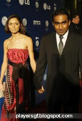 Mahela Jayawardene Wife