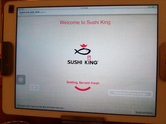Sushi King di Setapak Central
