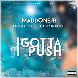 Maddonejr Feat. Mass_The_Mind & Shark Heaven – I Gotta Push