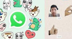Cara Bikin Stiker Foto Sendirir di WhatsApp  1