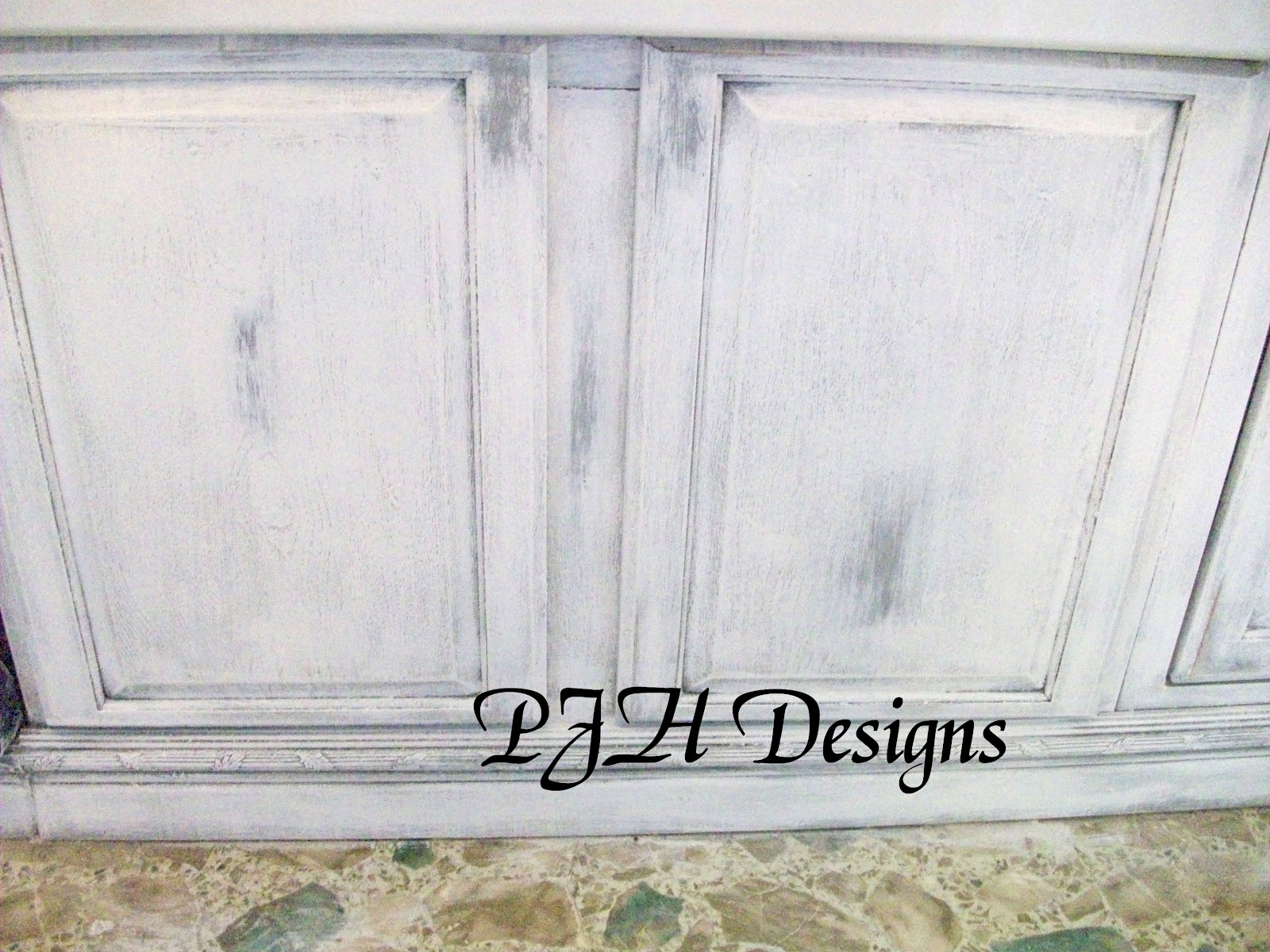PJH Designs Hand Painted Antique Furniture: Kitchen